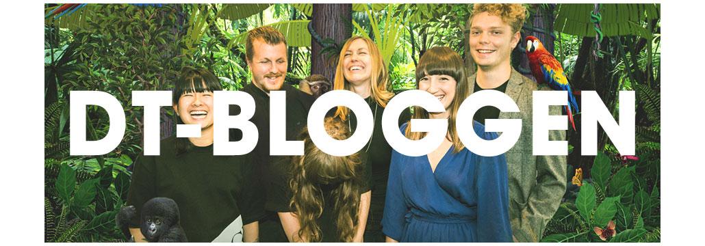 Djungeltrummanbloggen